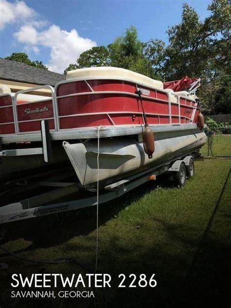 Craigslist Used Boats In Georgia by Pontoon New And Used Boats For Sale In Georgia