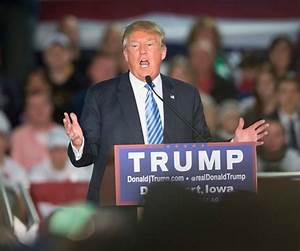 Trump Calls for 'complete Shutdown' on Muslims Entering US ...