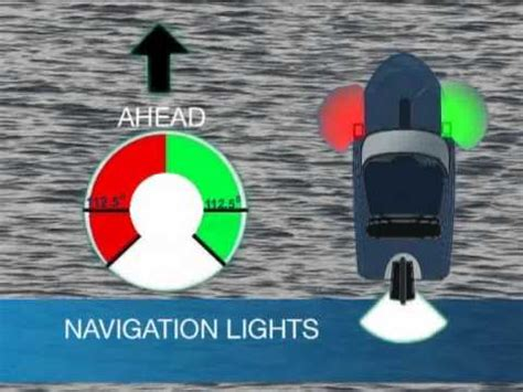Boat Safety Videos Free by Navigation Lights Boat Safety In Nz Maritime New