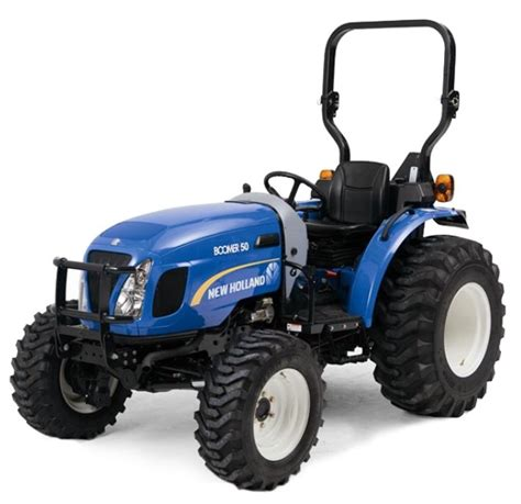 New Holland Boomer 50 Compact Tractor For Sale  Platts Harris
