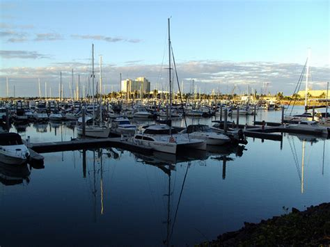 Boat R Townsville marina for boats in townsville in 1863 john black set