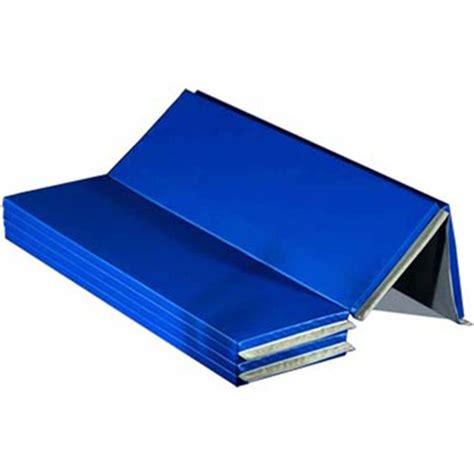 gymnastic mats 6x12 ft x 2 inch v2 18 oz folding mats