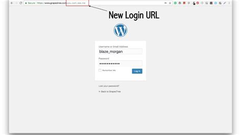 How To Change Wordpress Admin Login Url With Or Without Plugin
