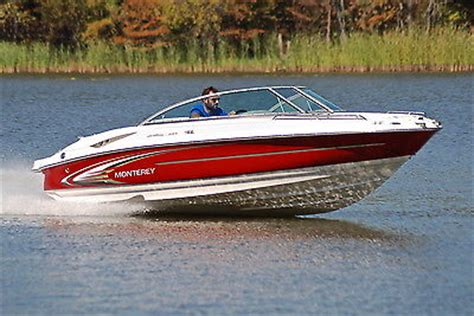 Boat Sales Little Rock by Monterey Boats For Sale In Little Rock Arkansas