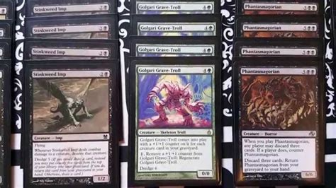 mtg deck tech legacy manaless dredge
