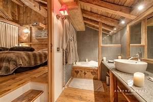 Holzdecke Im Bad : elegantes premiumchalet robin val d 39 is re h ttenurlaub in val d 39 is re mieten alpen chalets ~ Markanthonyermac.com Haus und Dekorationen