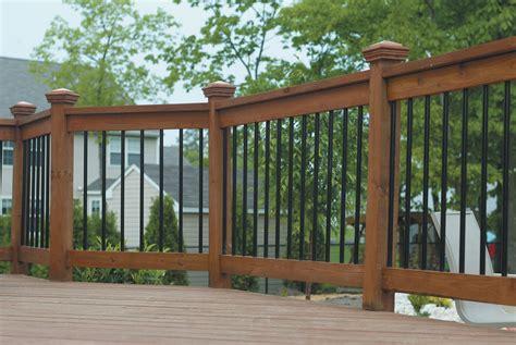 composite deck pictures of composite deck railings