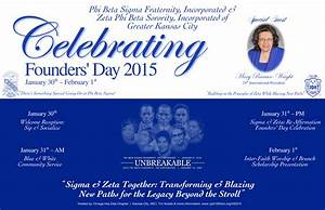 Sigma and Zeta Joint Founders' Day Weekend Celebration ...