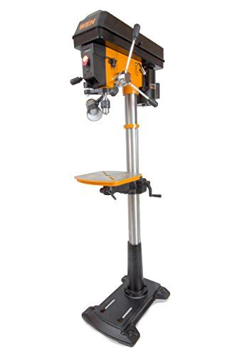 wen 4225 8 6 variable speed floor standing drill press power tools