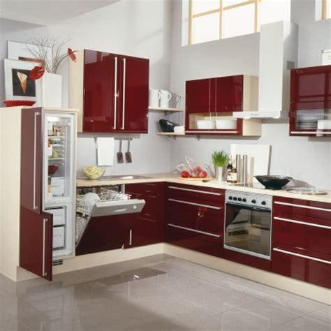 modele de cuisine moderne en aluminium