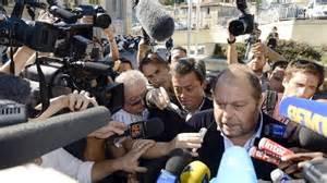 eric dupond le 2 octobre 2012 224 arriv 233 e au tribunal de montpellier 169 gerard julien afp