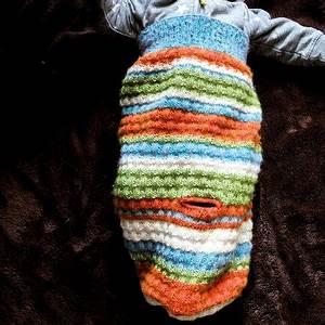 Schlafsack Für Baby : pucksack schlafsack f r babys stricken anleitung ~ Markanthonyermac.com Haus und Dekorationen