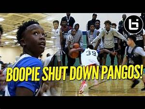 Boopie Miller SHUTS DOWN the Gym at Pangos Midwest! Full ...