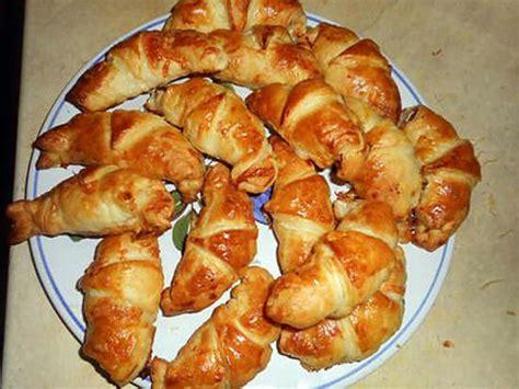 recette de croissant au jambon et fromage par jeanmerode