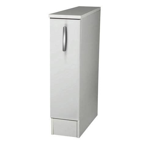 ikea rangement tiroir cuisine 6 meuble de cuisine bas 1 porte blanc h86x l15x p60cm cgrio
