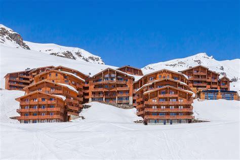 les balcons de val thorens spa wintersport snowtime travel