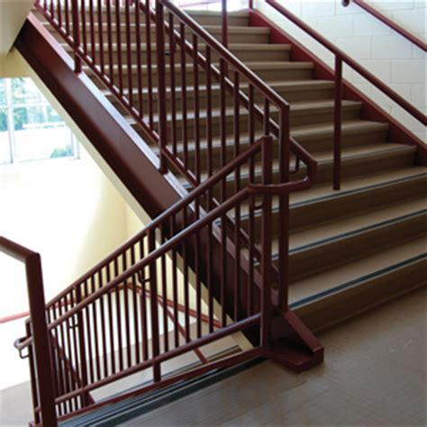 made of tough wearing vinyl with a specially designed safety rib surface flexco 174 vinyl