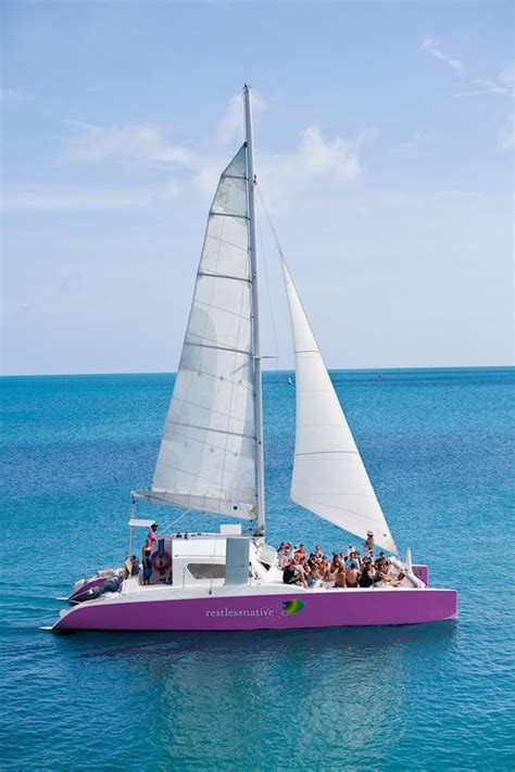Catamaran In Bermuda by Best Catamaran Sail Snorkel Adventure Shore Excursion At