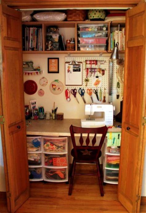 Craft Room Closet On Pinterest  Closet Craft Rooms, Craft