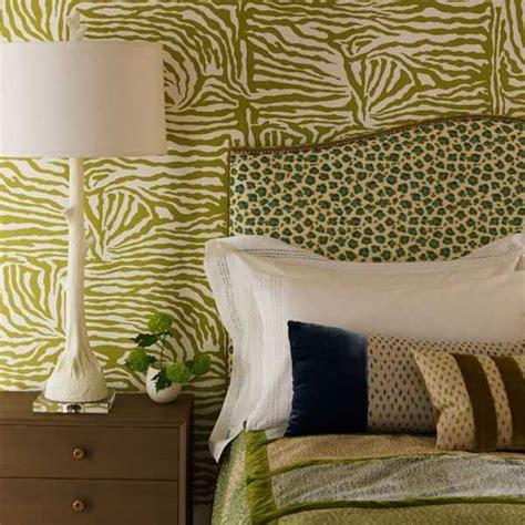 zebra prints and decoration patterns personalizing modern bedroom decor