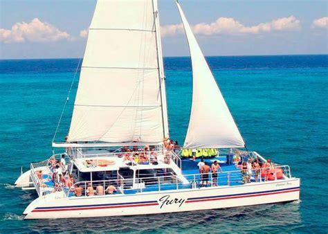 Private Catamaran In Cozumel cozumel catamaran tour cozumel island by boat tour