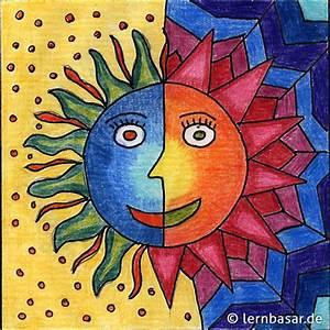 Warme Und Kalte Farben : aztekensonne startpunkt de ~ Markanthonyermac.com Haus und Dekorationen