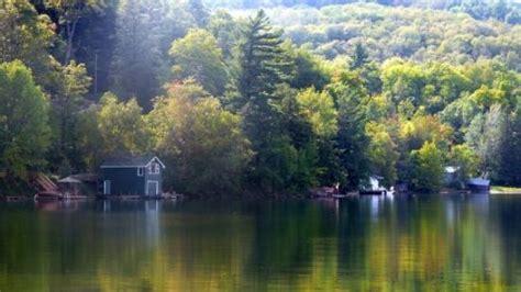 maison pr 232 s du lac dans la parc gatineau photo de parc
