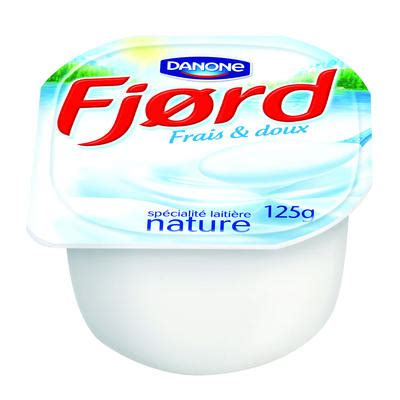 Fjord Yaourt Origine by Fjord Nature Www Pro Danone Fr
