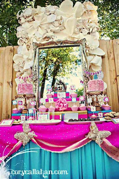 Kara's Party Ideas Fairy Themed Sisters Birthday Party