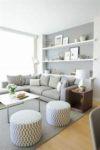 Wohnzimmer Farbe Gestaltung : grau als wandfarbe wie sch n ist das denn ~ Markanthonyermac.com Haus und Dekorationen