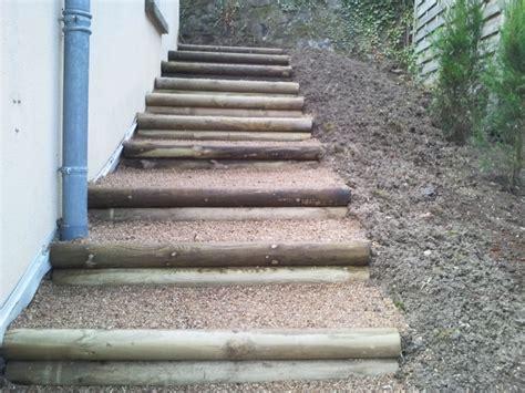 escalier en rondin mignonette orl 233 at thiers lezoux clermont ferrand maringues 63 puy de d 244 me