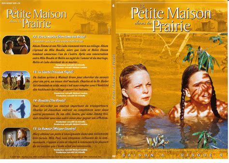 jaquette dvd de la maison dans la prairie saison 4 vol 4 cin 233 ma