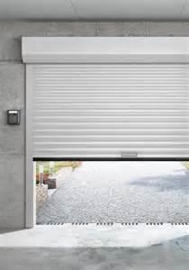 porte de garage sur mesure porte sectionnelle enroulable ou basculante motorisation somfy