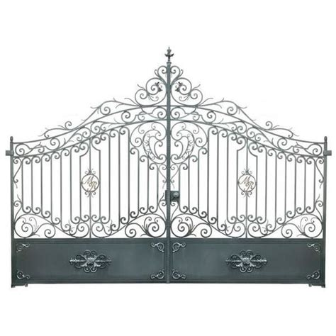 portail en fer forg 233 sylvie 4 achat vente portail portillon portail en fer forg 233 sylvie
