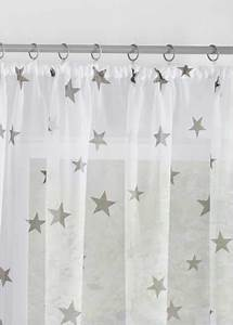 Gardinen Kinderzimmer Sterne : gardine kinderzimmer pinterest gardinen sterne und freude ~ Markanthonyermac.com Haus und Dekorationen