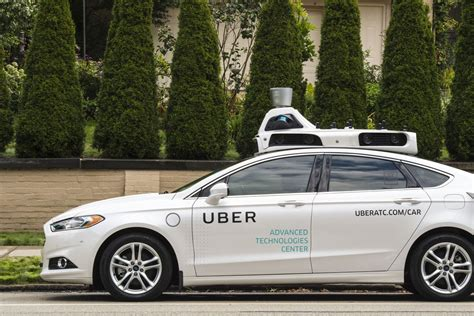Uber Shuts Down Selfdriving Car Business In Arizona After
