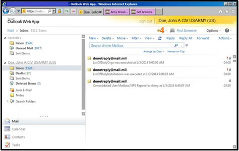 accessing enterprise email owa enterprise email