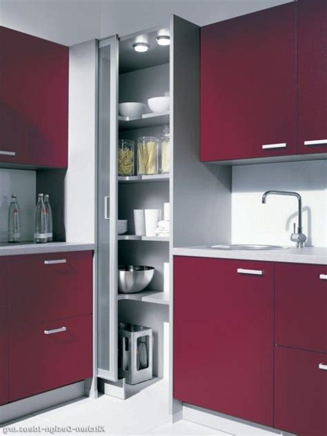 corner pantry cabinet kitchen for the home