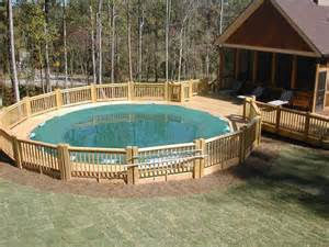 above ground pool deck ideas pictures pool design ideas