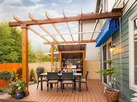 deck shade ideas Pergola canopy and pergola covers – patio shade options ...