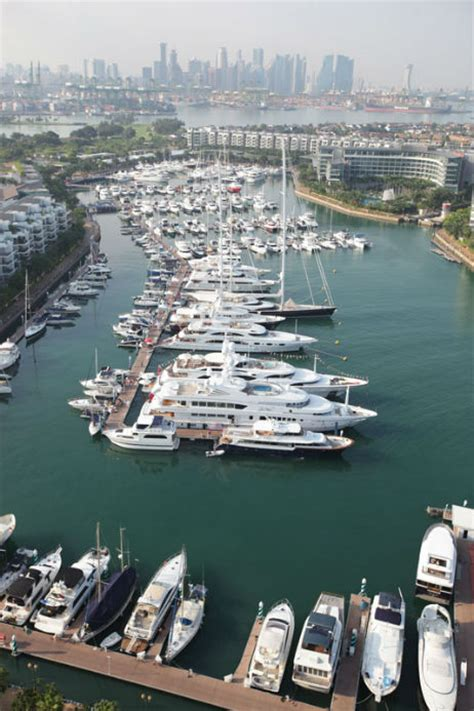 Sailing Boat Singapore by Asia S Largest Ever Exhibition Of Luxury Boats And Yachts