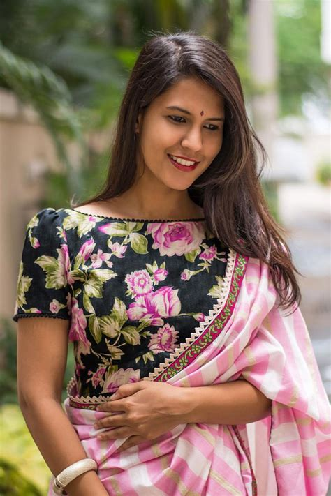 Boat Neck Readymade Blouses Online by Best 25 Pink Black Ideas On Pinterest Pink Black