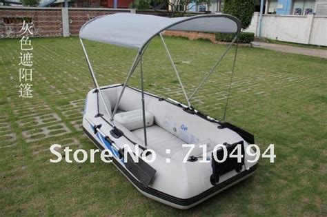 Sun Marine Inflatable Boats by Inflatable Boat Canopy Seamax Bimini Solution For