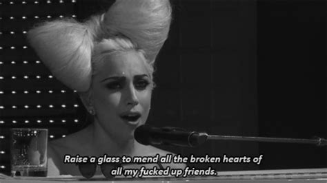 Lady Gaga's Own Words Are The Perfect Remedy For Breakup