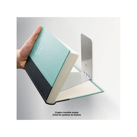 etag 232 re fixation invisible etagere murale invisible pour livres