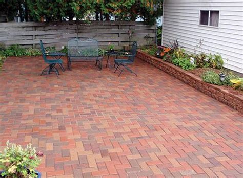 4 quot x 8 quot paver at menards raised bed plants and