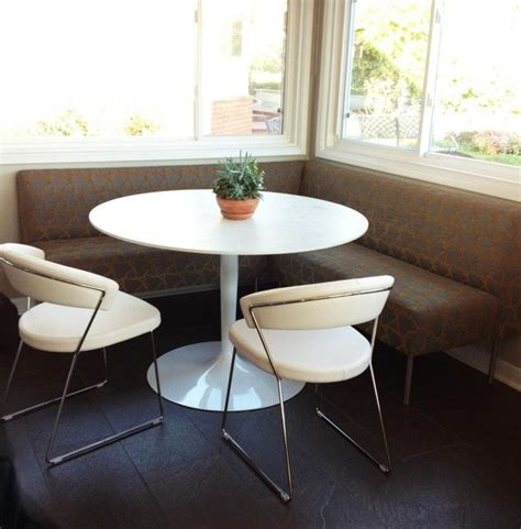 kitchen banquette and furnishings modern dining room orange county by cait sourapas