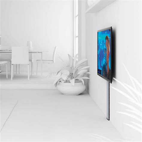 vogel s cable 10l support mural tv vogel s sur ldlc