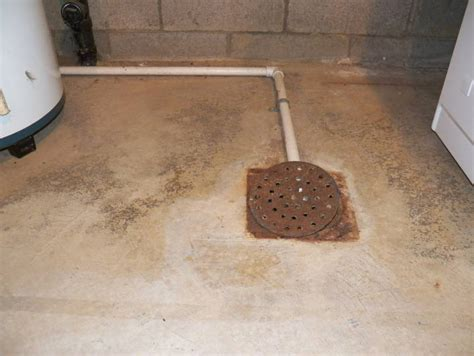 Plumbing Can I Install A Sink That Drains Into This, Drain