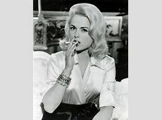 Hyer Female Celebrity Smoking List